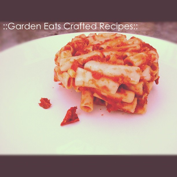 Garden Eats Crafted Recipes
