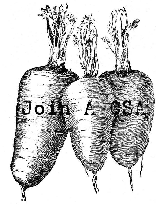 Join a CSA Garden Eats
