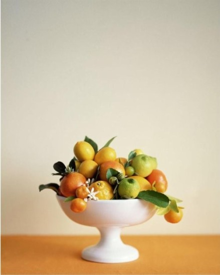 Bowl of Garden Eats Citrus