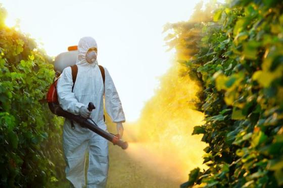 Pesticides Spraying