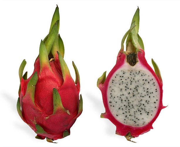 Dragon Fruit Half