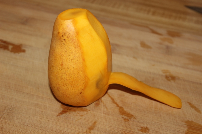 Bryant Mango Garden Eats Two