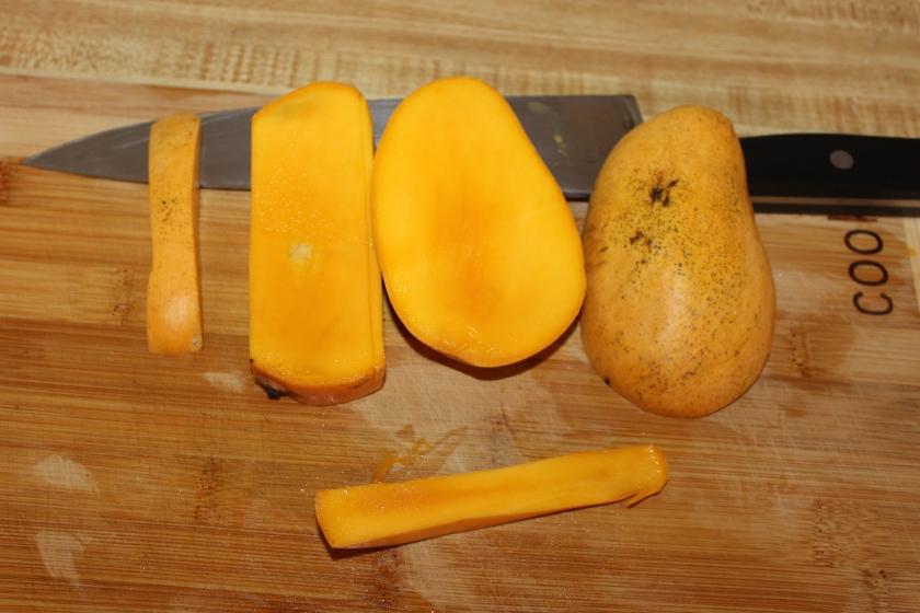 Bryant Mango Three Garden Eats