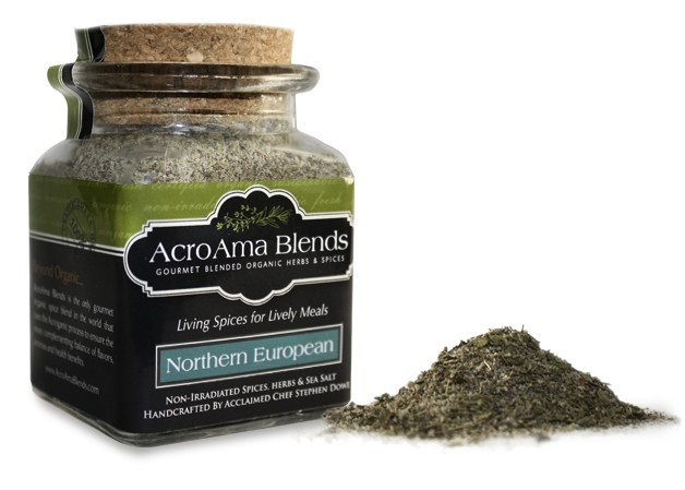 Acroama Blends Northern Garden Eats