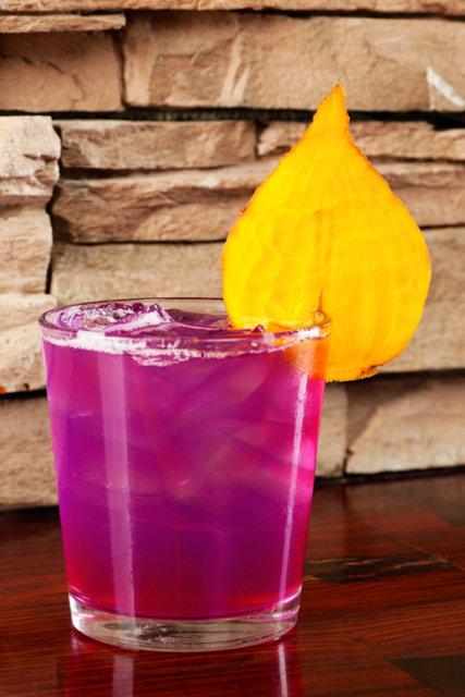 Christine Dionese Jeremy LeBlanc Saffron Plum Sour