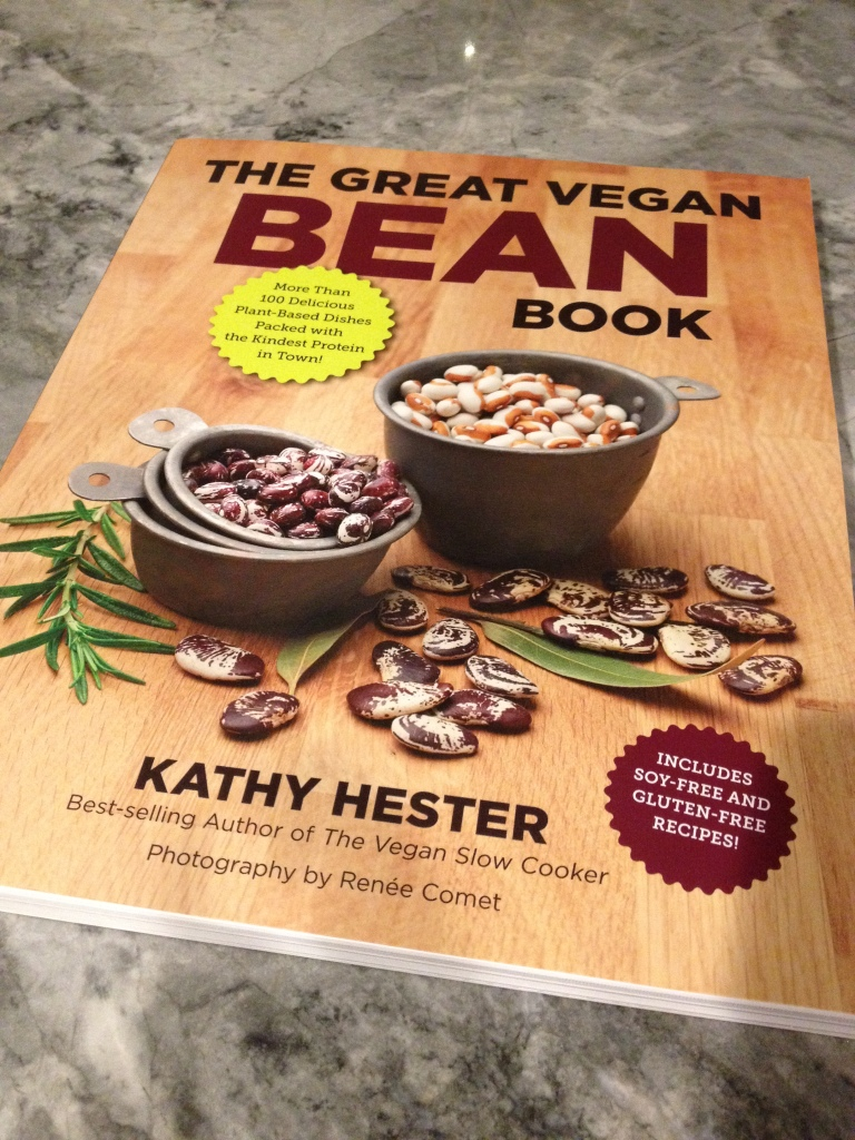 Kathy Hester Great Vegan Bean Book