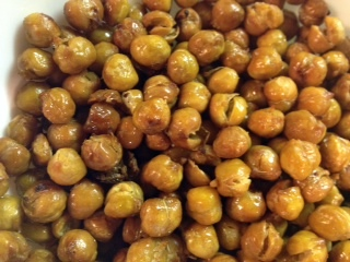 Garden Eats Roasted Chickpeas
