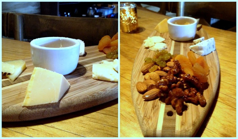 The Patio SD Happy Hour Venissimo Cheese Board