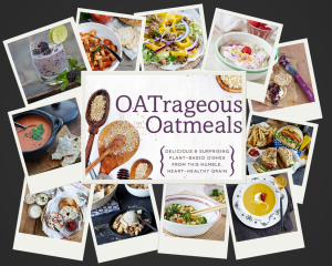 Christine Dionese OATrageous Oatmeals Kathy Hester