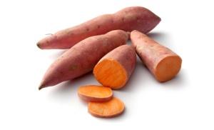 Garden Eats sweet potato