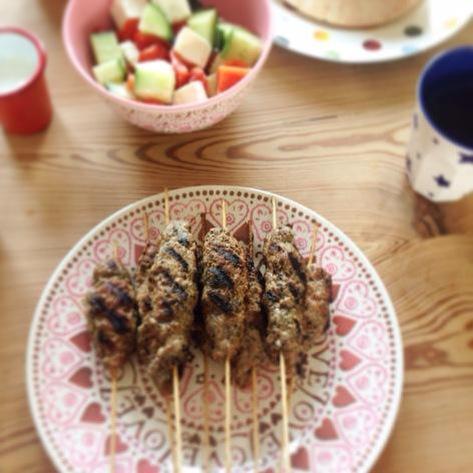 Garden Eats Tabitha's Gluten-Free Dishes Lamb Kofta