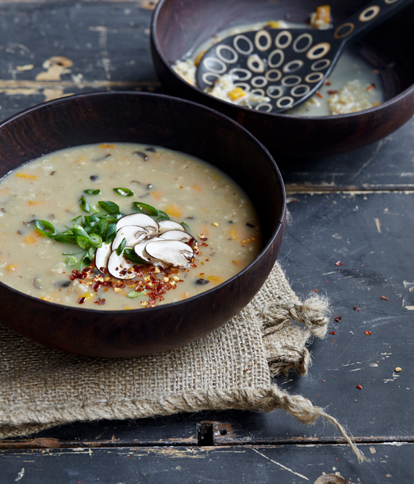 OATrageous Oatmeals Congee Garden Eats Food Therapy