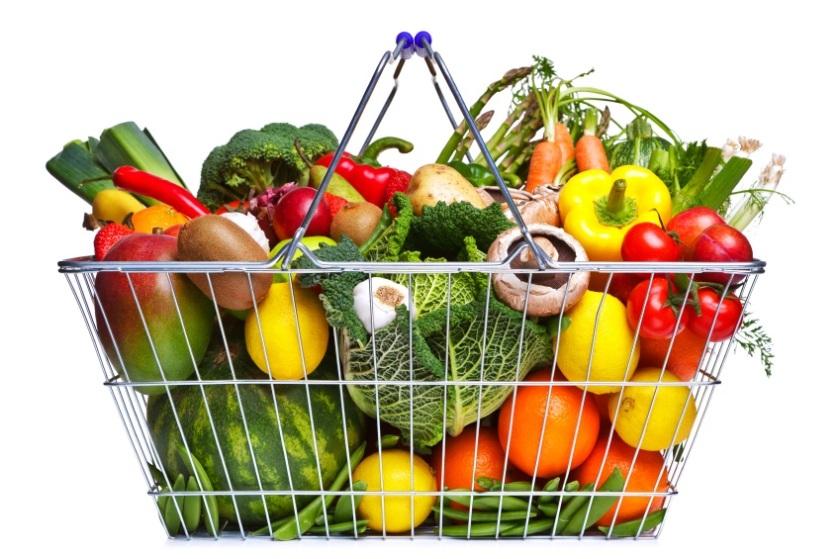 garden eats organic food