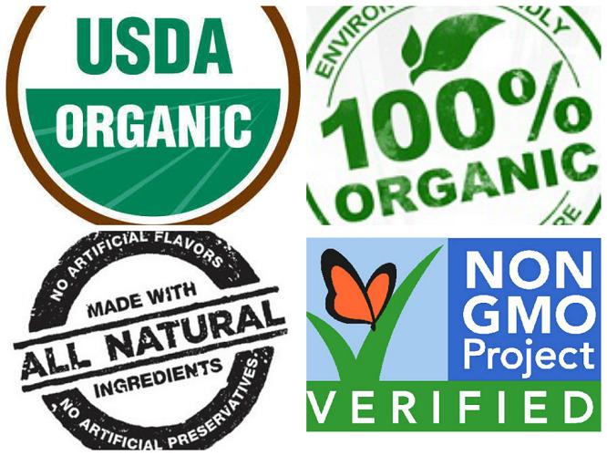Garden Eats USDA Label