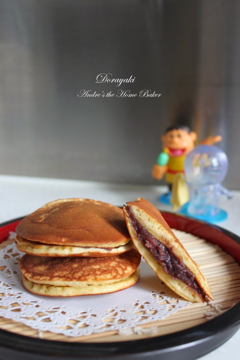 Dorayaki Our Growing Edge Andre's The Home Baker