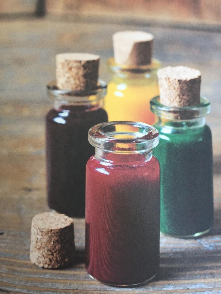 Cara Reed Garden Eats Food Colorings