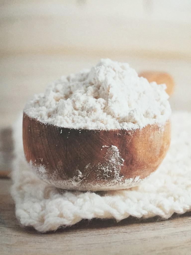 Cara Reed Garden Eats Christine Dionese Gluten Free Flour Blend