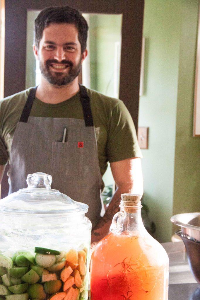 Chef Frank Giglio Garden Eats