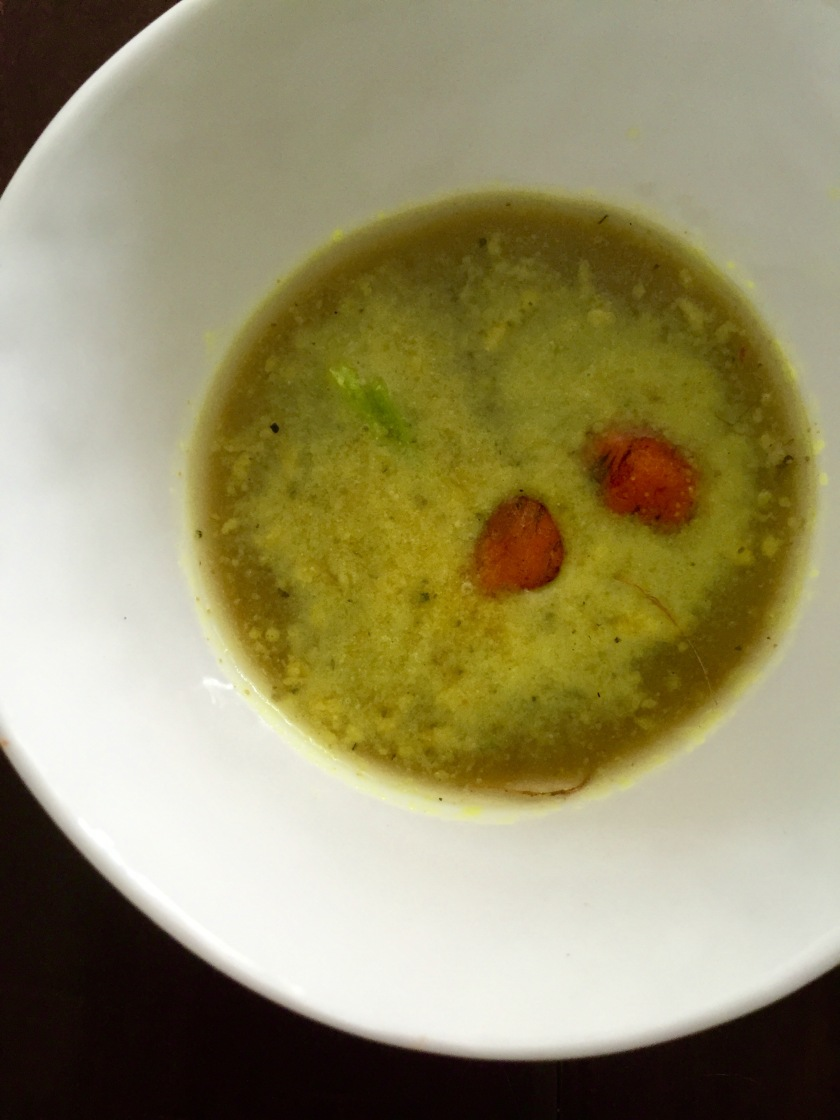 Carrot-Cumin Soup