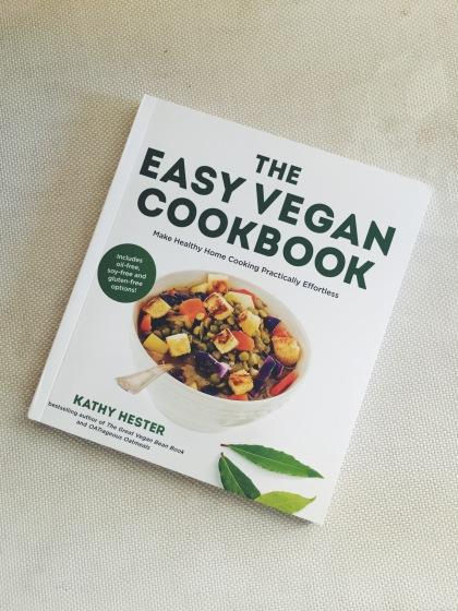Garden Eats Kathy Hester The Easy Vegan Cookbook